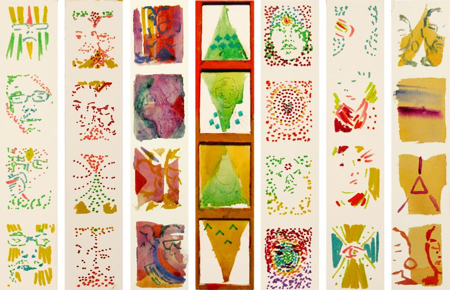 Jessica Findley Art Aura Paintings
