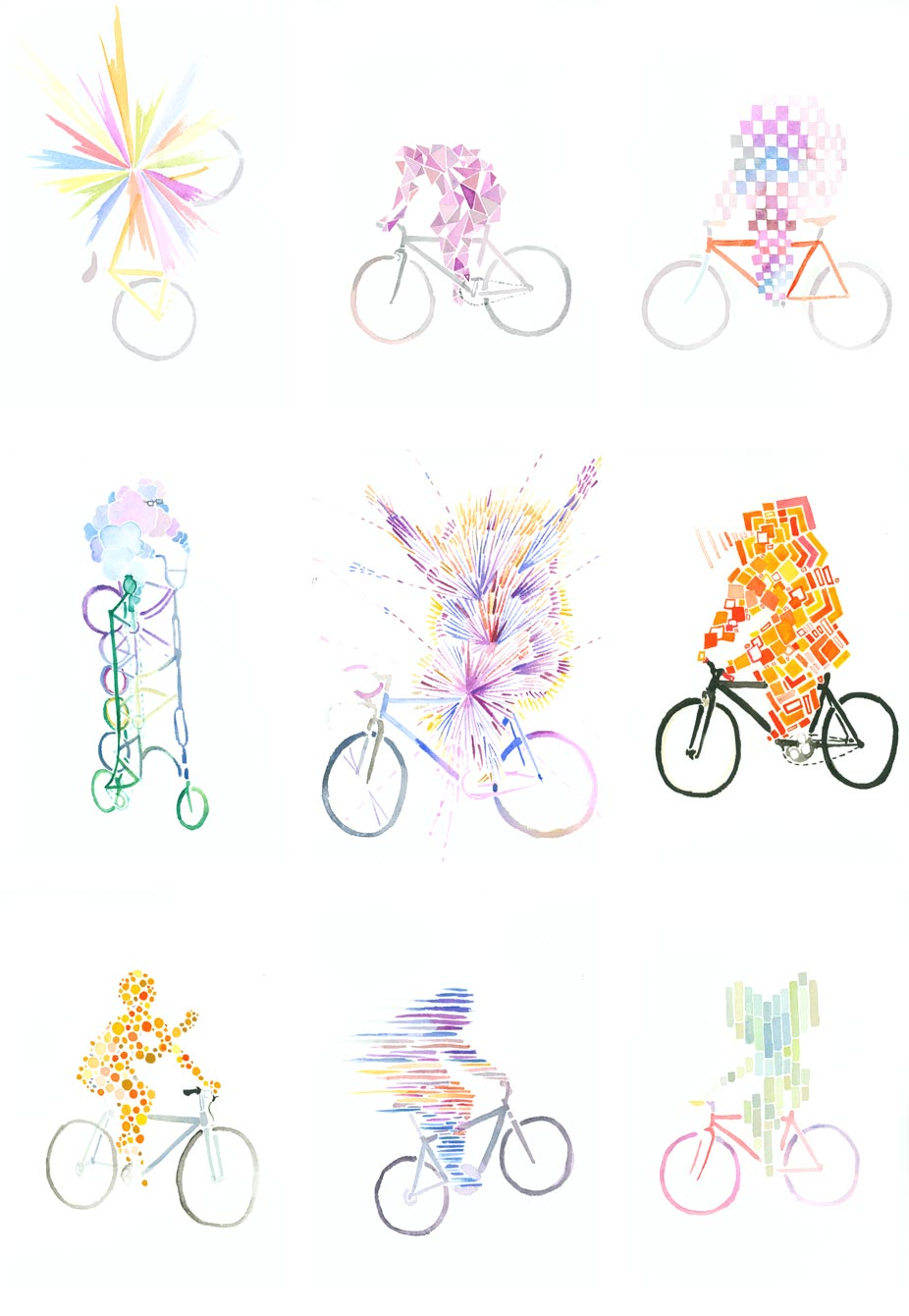 jessica-findley-art-bicycle-aura-portraits
