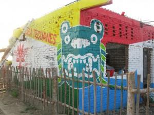 Escuela Tecuanes Mural