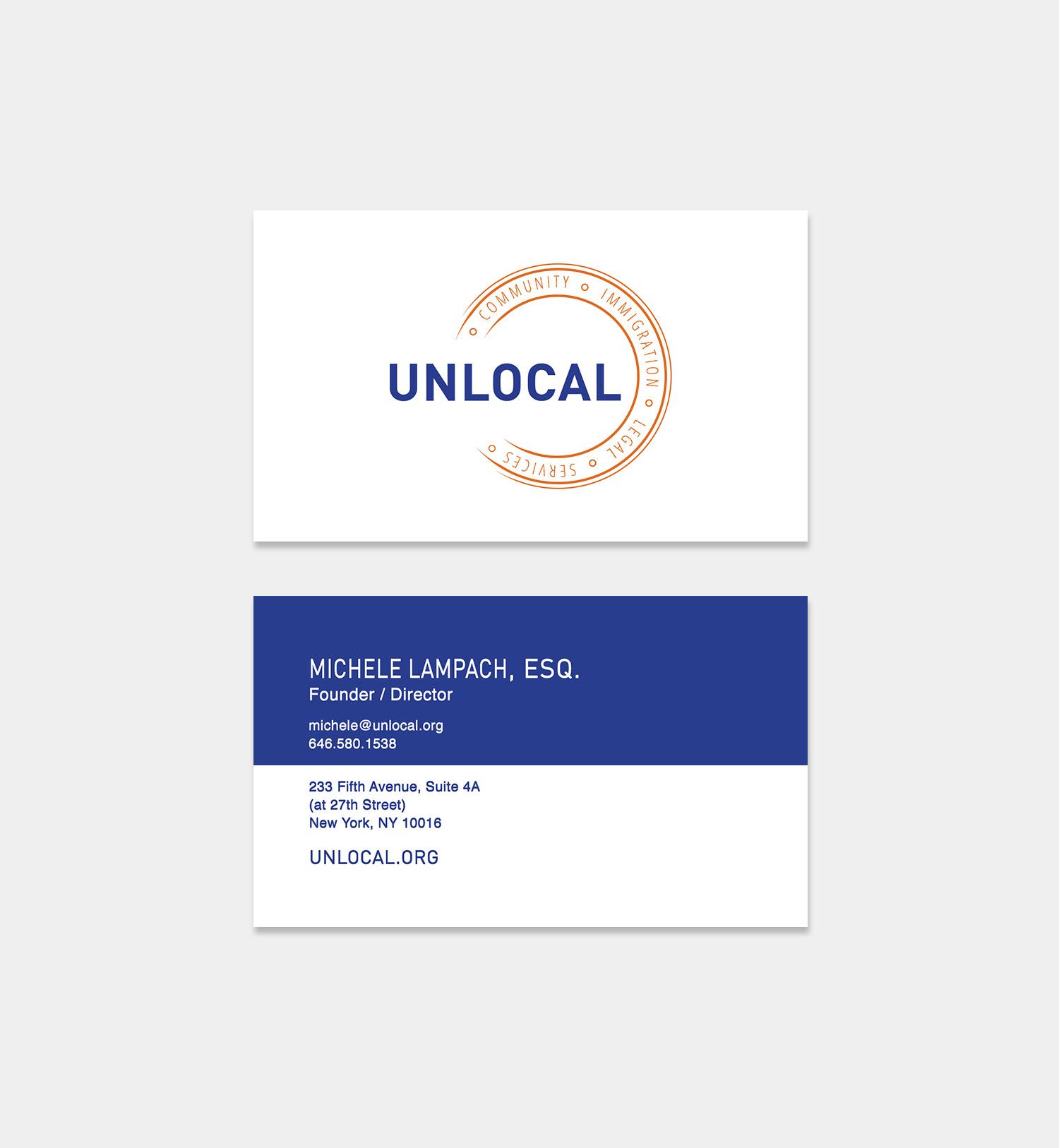 Unlocal Branding