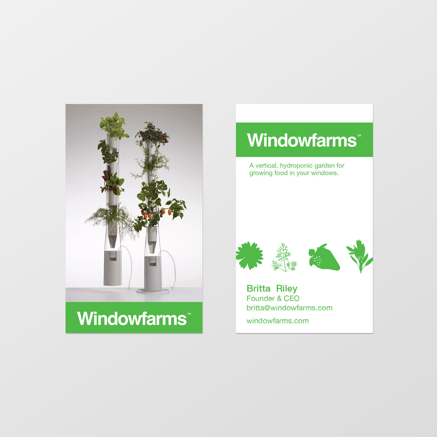 Windowarm Branding