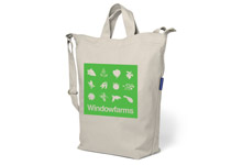 Windowfarms Bag Art