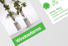 Windowfarm Business Card